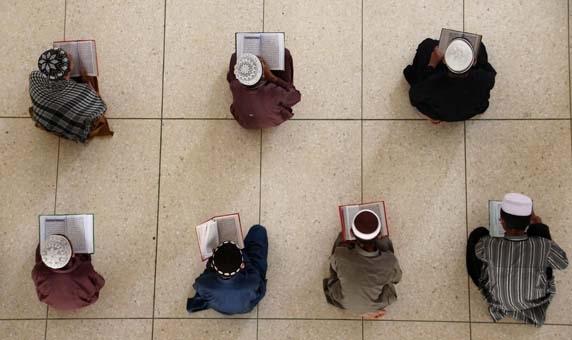 Dünyadan Ramazan Manzaraları 1