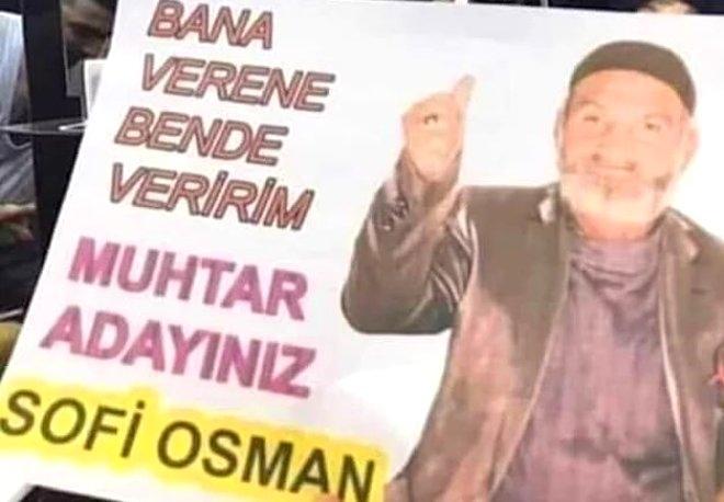 Seçim adaylarının sloganları herkesi güldürdü: Bana verene ben de veririm! 1