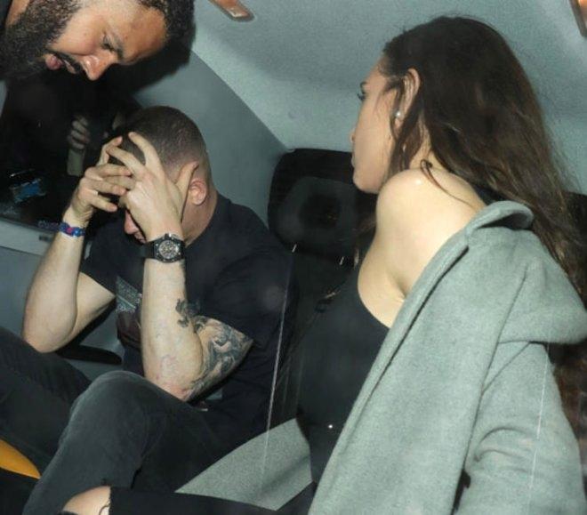 Yıldız Futbolcuların Skandal Gecesi! Gece Kulübünde tanıştıkları kadınlarla yakalandılar.. 1