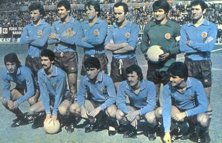 Trabzonspor'un Geçmişten Günümüze Takım Kadroları 12
