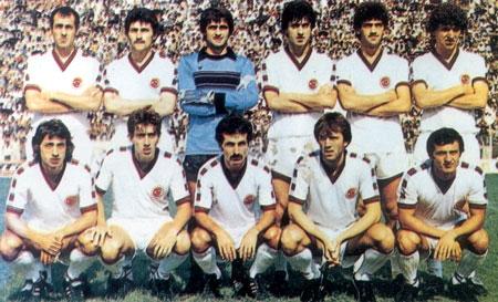 Trabzonspor'un Geçmişten Günümüze Takım Kadroları 13