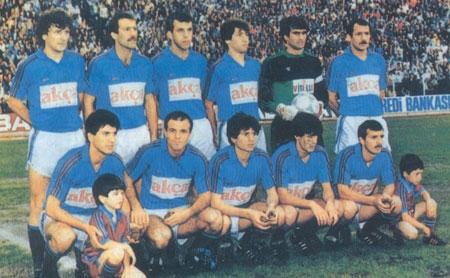 Trabzonspor'un Geçmişten Günümüze Takım Kadroları 16