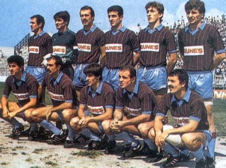 Trabzonspor'un Geçmişten Günümüze Takım Kadroları 17