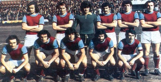 Trabzonspor'un Geçmişten Günümüze Takım Kadroları 8