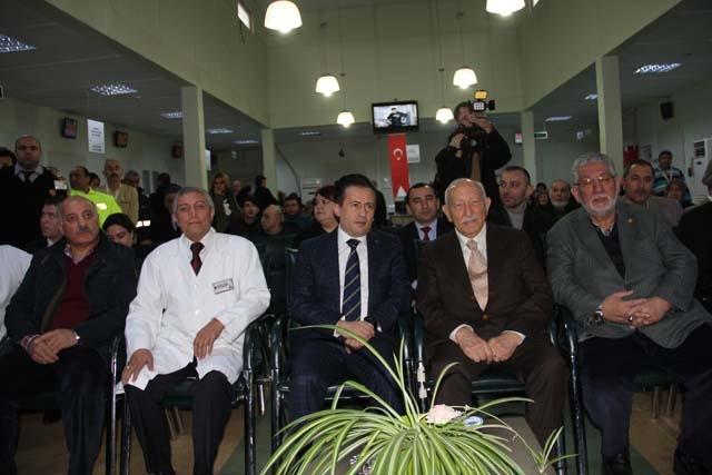 Tuzla Devlet Hastanesi'ne Dijital Röntgen Cihazı Bağışladı 1