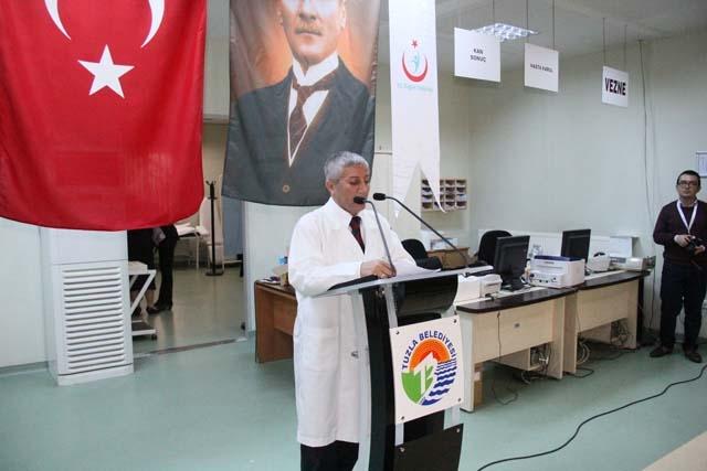 Tuzla Devlet Hastanesi'ne Dijital Röntgen Cihazı Bağışladı 3