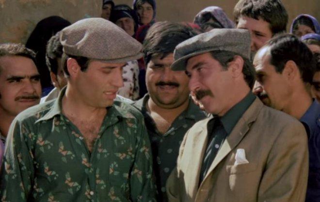 Kibar Feyzo filmindeki askerin son hali 1