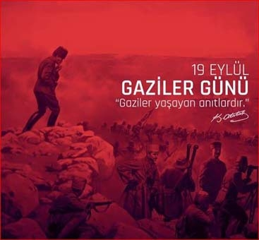 19 Eylül Gaziler Haftası Resimleri 1
