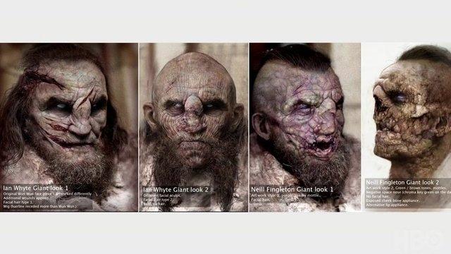 Game of Thrones'un 7.sezonuna ait kamera arkası görüntüleri 2