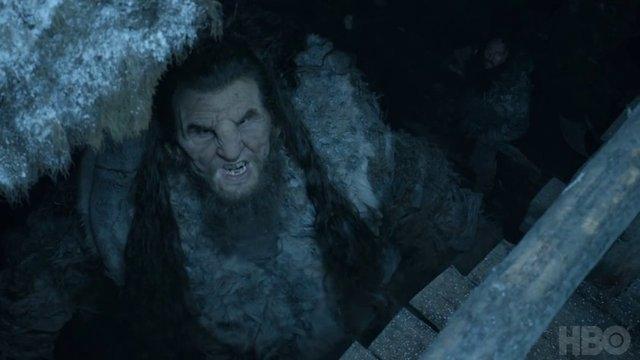 Game of Thrones'un 7.sezonuna ait kamera arkası görüntüleri 3