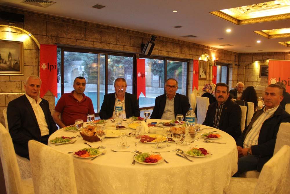 ALPİ Diş'ten geleneksel iftar yemeği 1