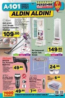 A101 Aktüel ürün katalogu | 19 Ekim 2017 Aldın Aldın Kampanyası 10