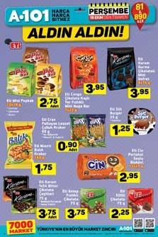 A101 Aktüel ürün katalogu   19 Ekim 2017 Aldın Aldın Kampanyası 6