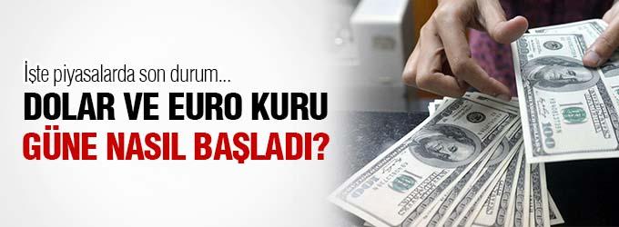 1 Dolar kaç TL? 1 euro kaç TL?  6 Mayıs 2021 Perşembe serbest piyasa güncel döviz kuru fiyatları