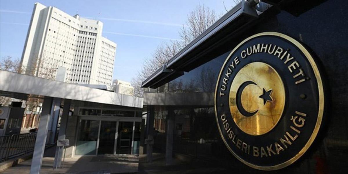 Son dakika | İtalya'nın Ankara Büyükelçisi Dışişleri'ne çağrıldı
