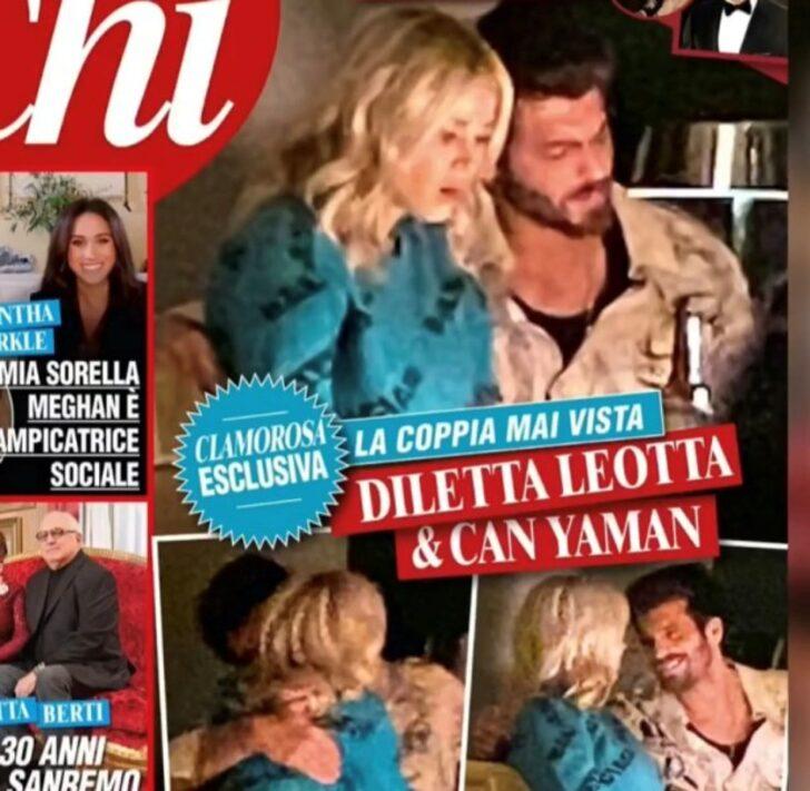 Can Yaman gönlünü İtalyan spikere kaptırdı! İşte Can Yaman'ın sevgilisi!