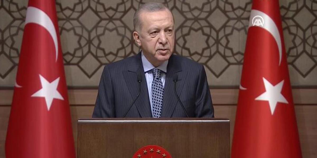 Cumhurbaşkanı Erdoğan:  Ben buna teknolojik faşizm diyorum