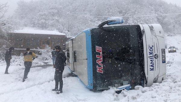 SON DAKİKA! Zonguldak İstanbul karayolunda kaza: Yaralılar var!