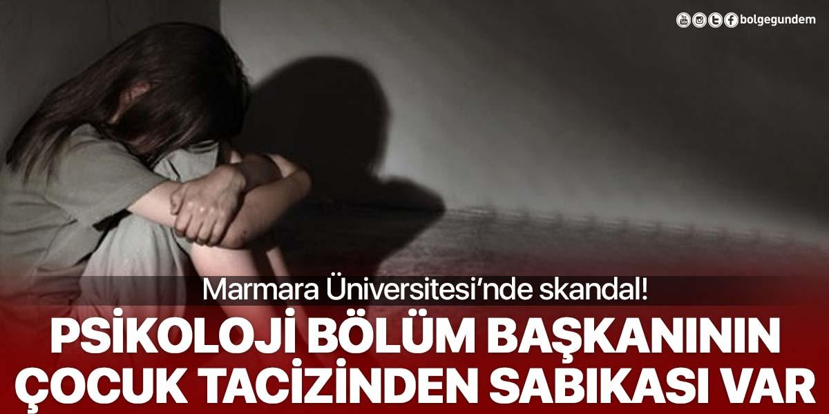 Marmara Üniversitesi Psikoloji Bölüm Başkanı Abdüssamed Köse, ABD'de çocuk istismarından tutuklanmış! | Abdüssamed Köse kimdir?