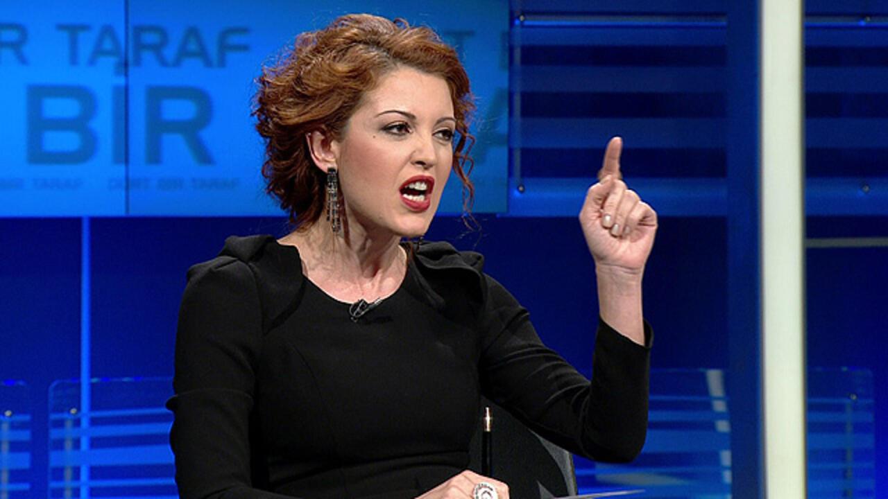Nagehan Alçı'dan yeni iddia: Sayın Selçuk yumruğunu masaya vurmalı!