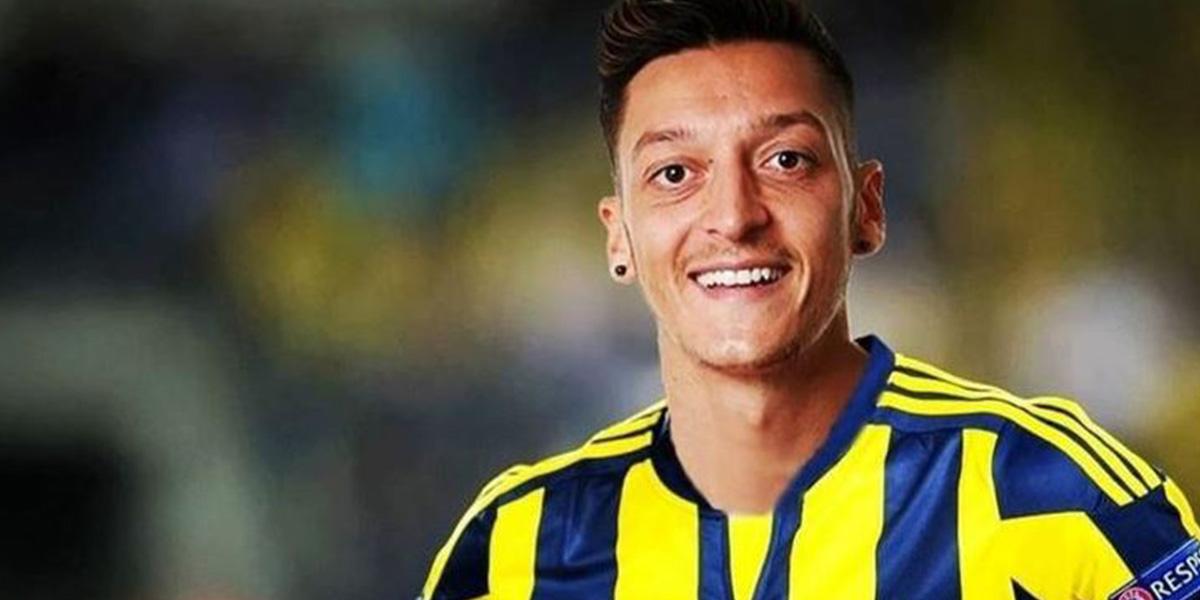 Twitter hesabında paylaştı! Mesut Özil'den galibiyet paylaşımı