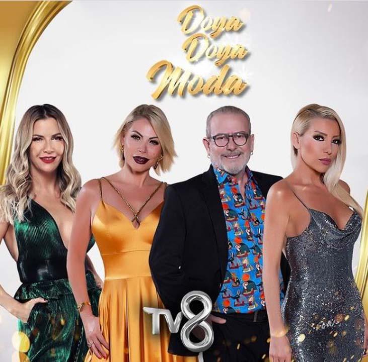 Doya Doya Moda CANLI İZLE 27 Ocak Çarşamba| TV8 CANLI İZLE YOUTUBE