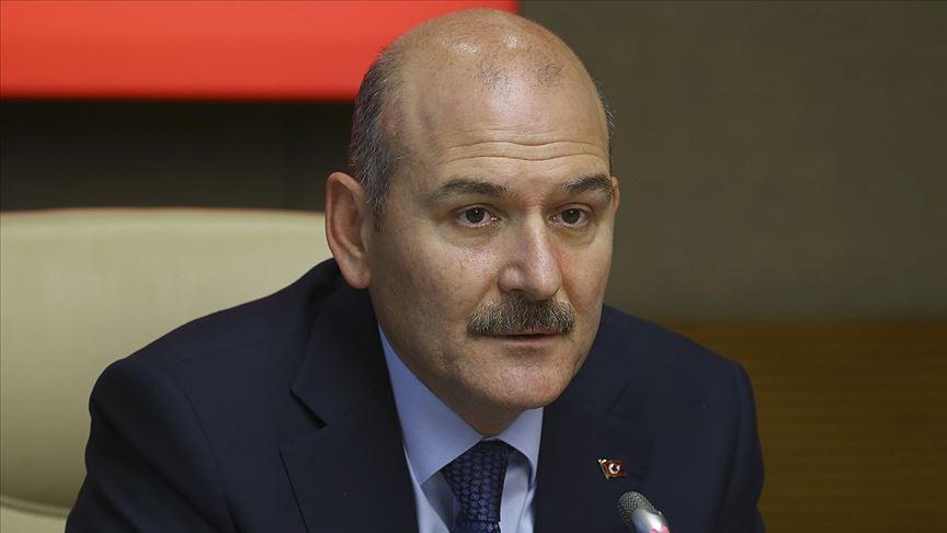 İçişleri Bakanı Süleyman Soylu'dan '1000 Şehidimiz için 1000 Su Kuyusu' kampanyasına destek!