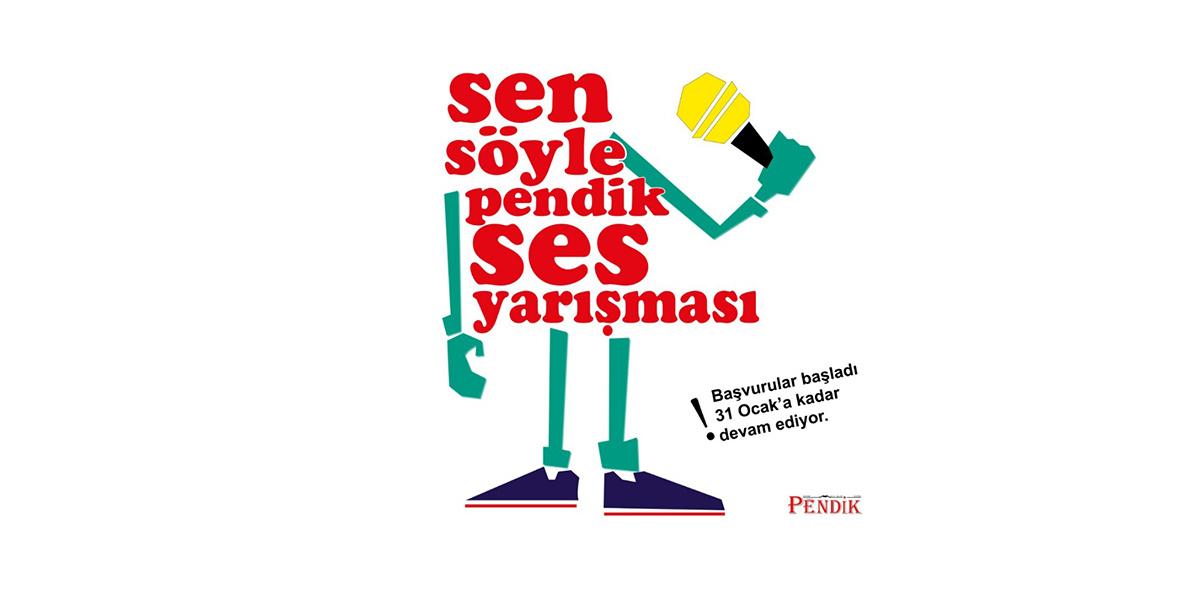 Pendik Gazetesi, Pendik'in en güzel sesini arıyor!