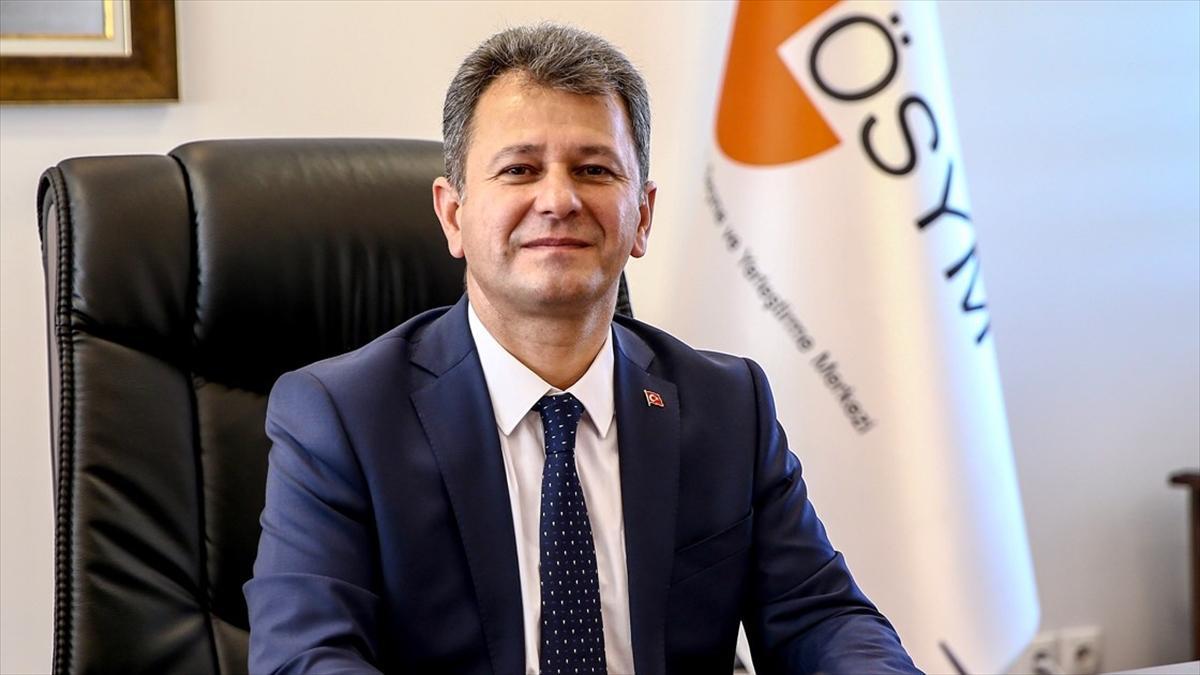 ÖSYM Başkanı Halis Aygün: 2020-KPSS branş bazında sıralamalar güncellendi
