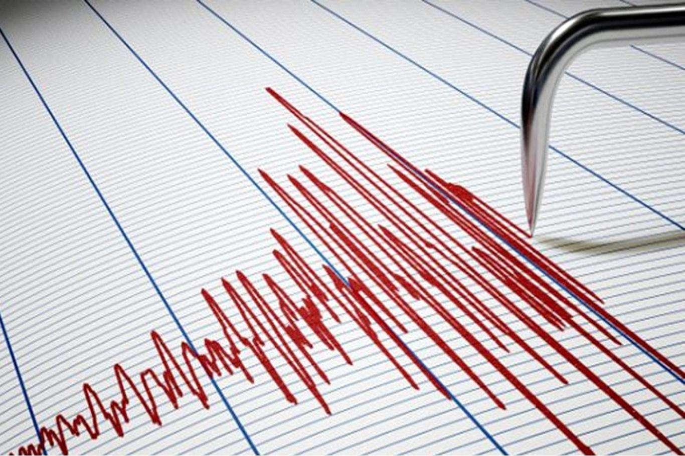 Muş  3,7 büyüklüğünde depremle sallandı