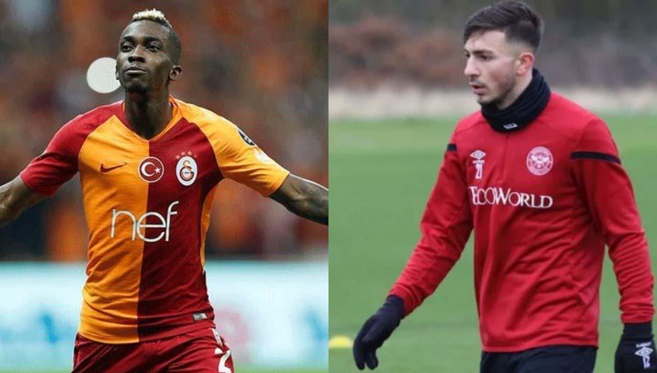 Galatasaray'da Onyekuru ve Halil Dervişoğlu transferleri tamam! Bu akşam İstanbul'a geliyorlar...