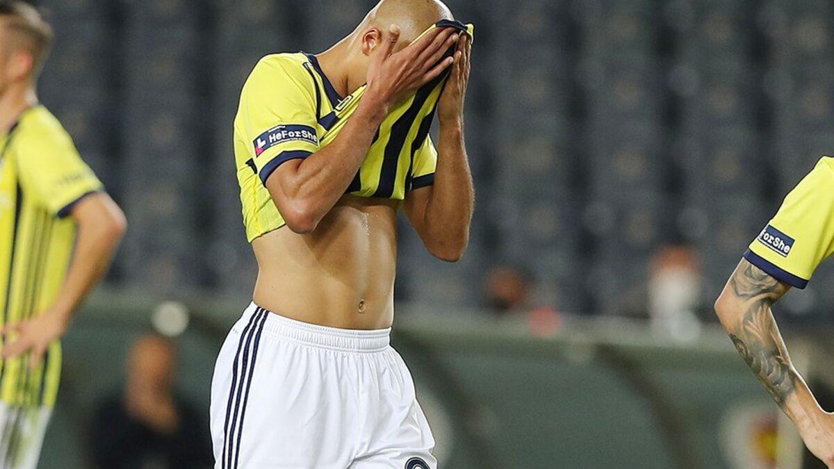 Fenerbahçe'de şok! Marcel Tisserand'da yırtık tespit edildi!