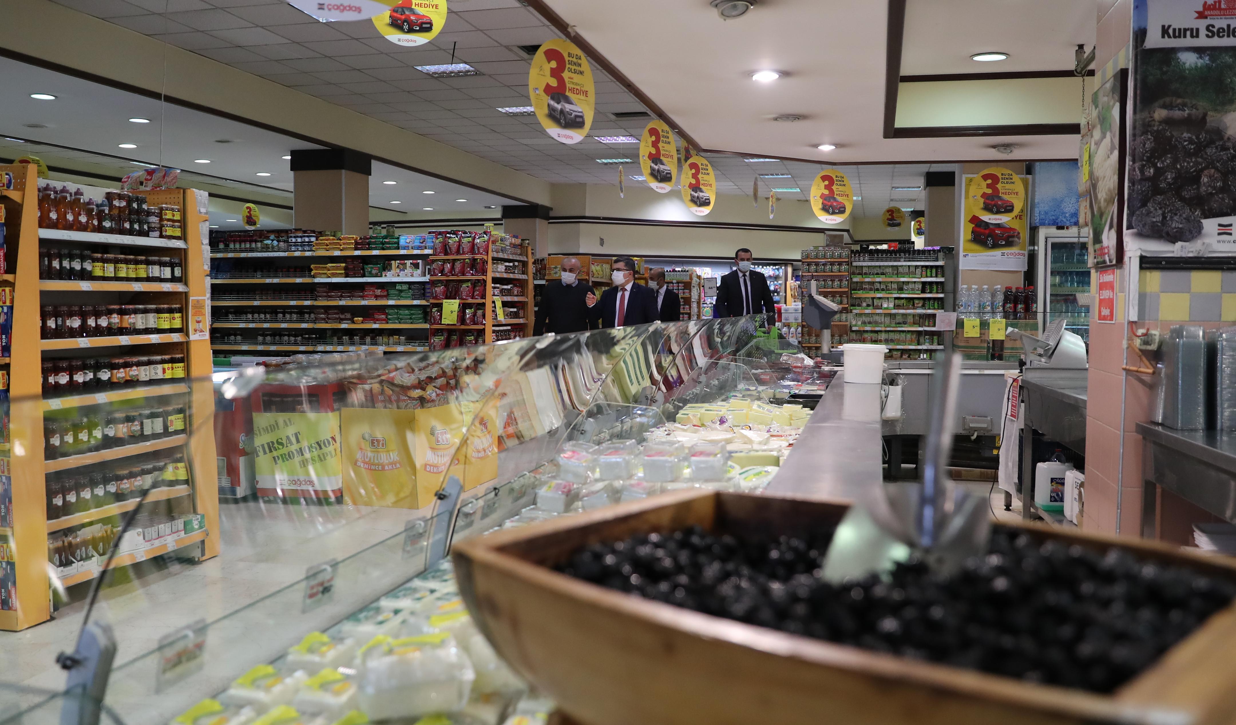 Hafta sonu sokağa çıkma yasağında marketler açık mı?  A-101, ŞOK, BİM, Hakmar, Migros market çalışma saatleri 2021