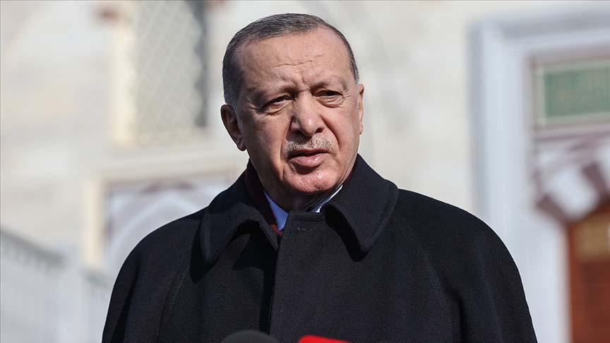 Cumhurbaşkanı Erdoğan'dan flaş açıklamalar! Aşılar ne zaman gelecek? Kısıtlamalar kalkıyor mu?