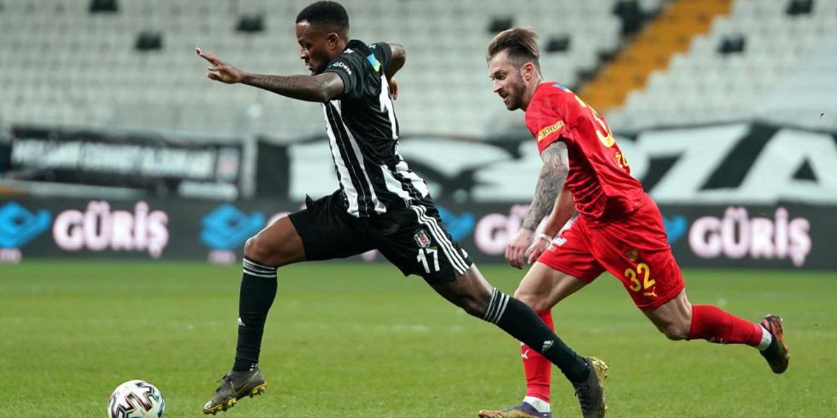 Beşiktaş, Göztepe'yi 2-1 mağlup etti
