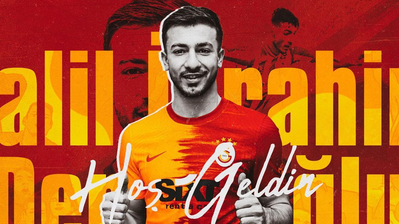 Galatasaray, Halil İbrahim Dervişoğlu'nu KAP'a bildirdi! Halil İbrahim Dervişoğlu kimdir?
