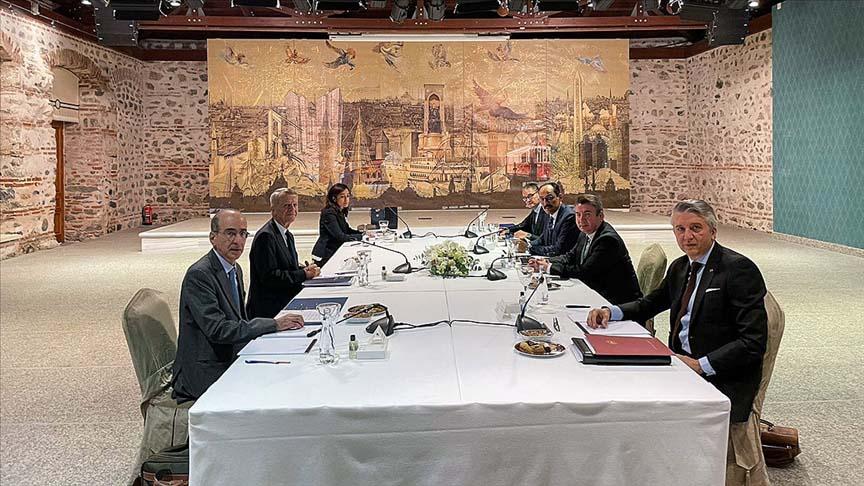 Son dakika... Diplomatik kaynaklardan iştikşafi görüşmelere için açıklama
