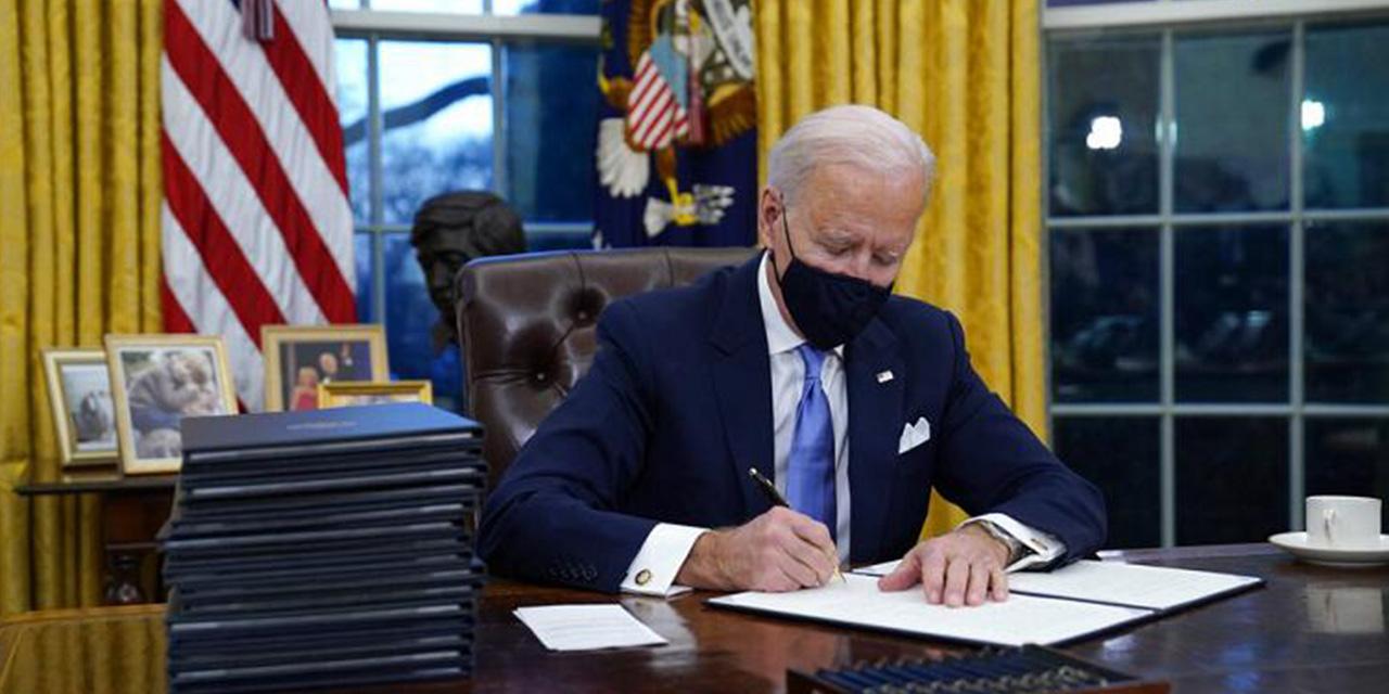 ABD Başkanı Joe Biden'dan o ülkelerden gelen yolculara seyahat kısıtlaması!