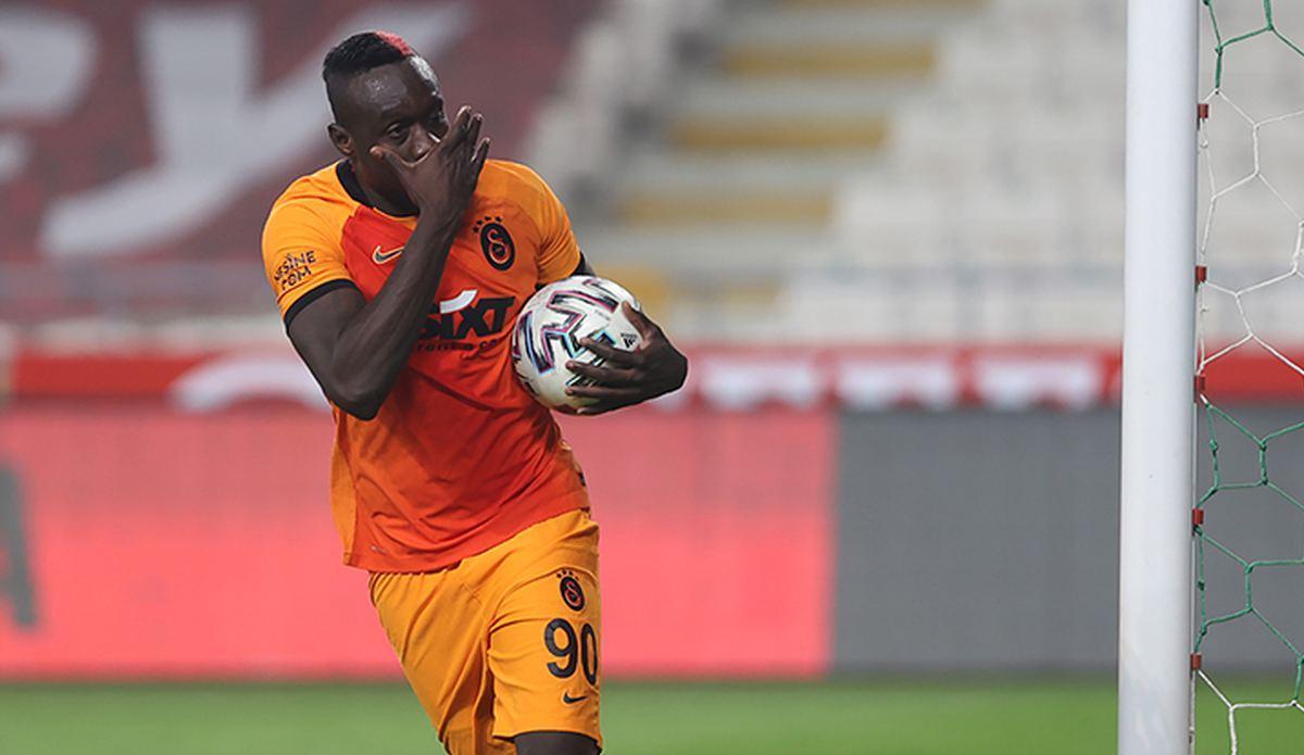 Galatasaray'ın Gaziantep FK maçı kamp kadrosu belli oldu! Mbaye Diagne kadroda yer almadı...