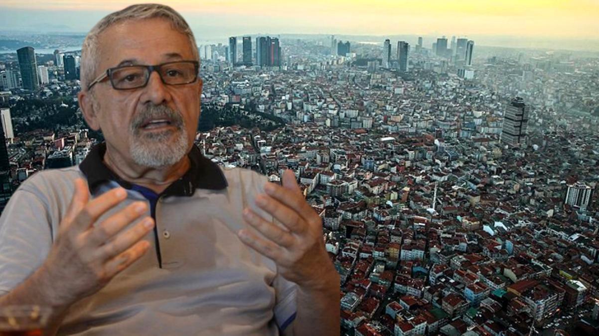 Kandilli'nin ardından Naci Görür'den flaş Marmara depremi açıklaması: Minimum 7,2 büyüklüğünde