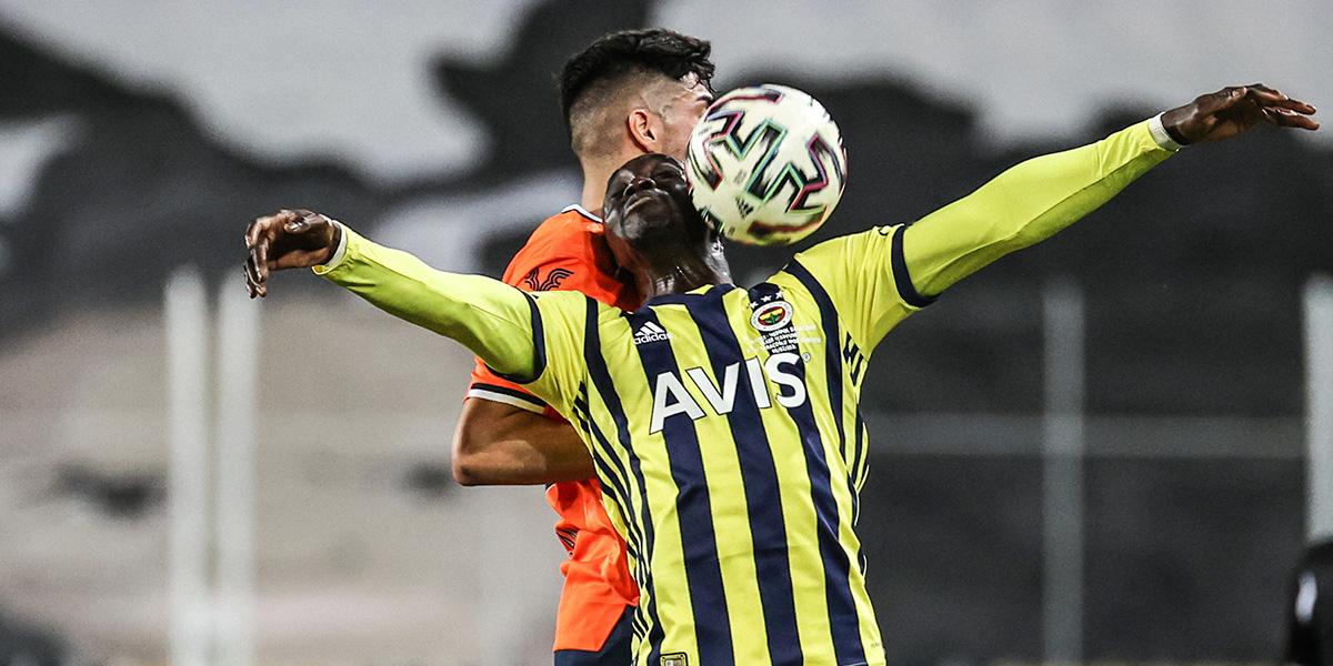 Başakşehir, Türkiye Kupası'nda Fenerbahçe'yi eledi