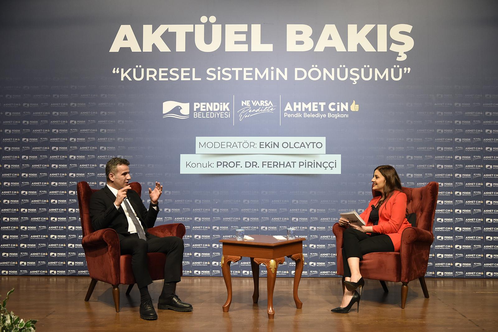 Aktüel Bakış'ta Türkiye insani yardım diplomasisi konuşuldu!