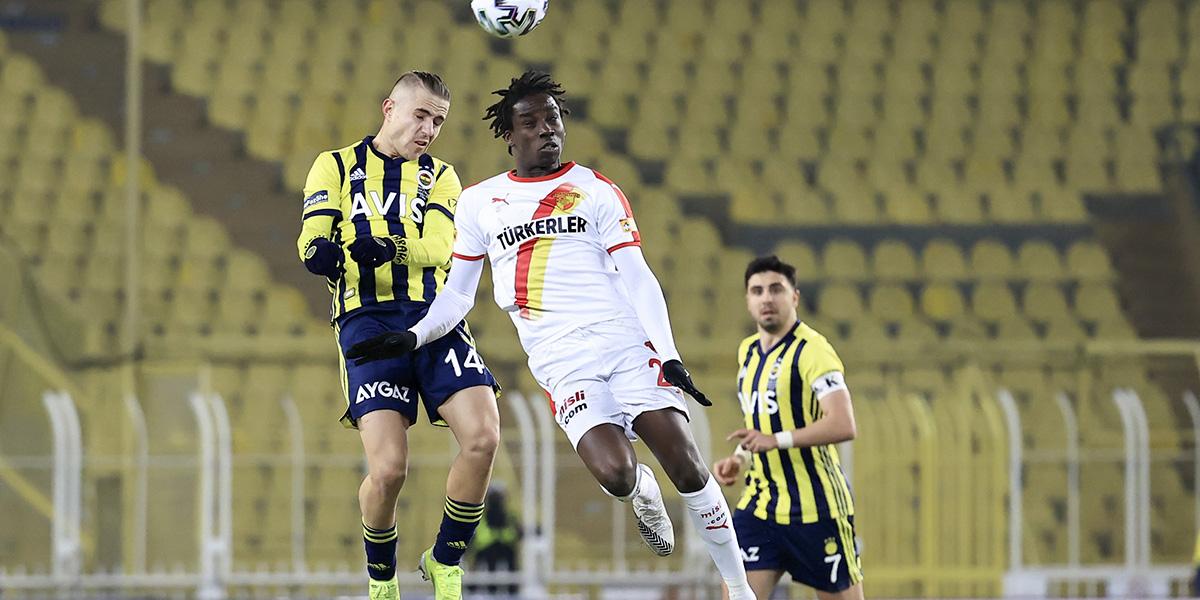 Fenerbahçe 0 - 1 Göztepe | MAÇ SONUCU