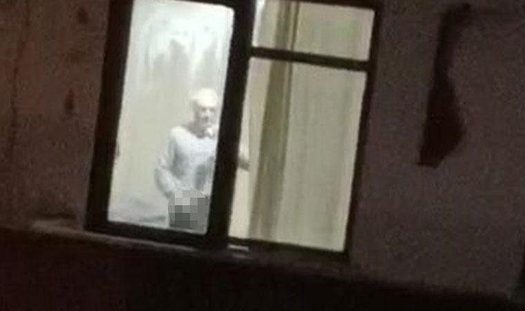 Sakarya'da skandal olay: Karşı binadaki kadına bakarak mastürbasyon yaptı!