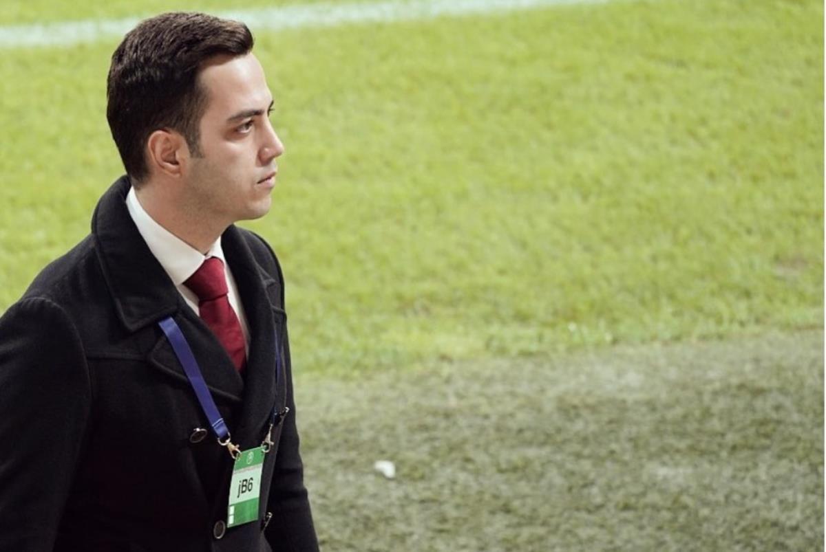 TRT Spor muhabiri Yağız Sabuncuoğlu'nun Trabzonspor tweeti tepki çekti! Taraftar ayağa kalktı