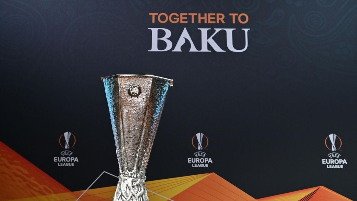 UEFA Avrupa ligi son 16 Turu'nda hangi takımlar eşleşti? İşte UEFA Avrupa Ligi son 16 eşleşmeleri