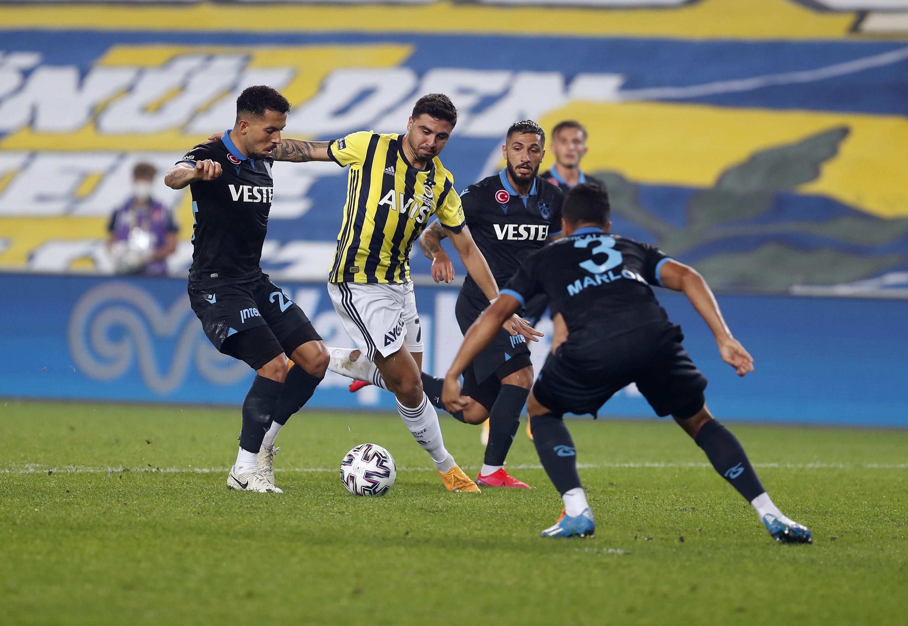Trabzon'da kritik randevu: Trabzonspor - Fenerbahçe'yi konuk edecek! İşte muhtemel ilk 11'ler...