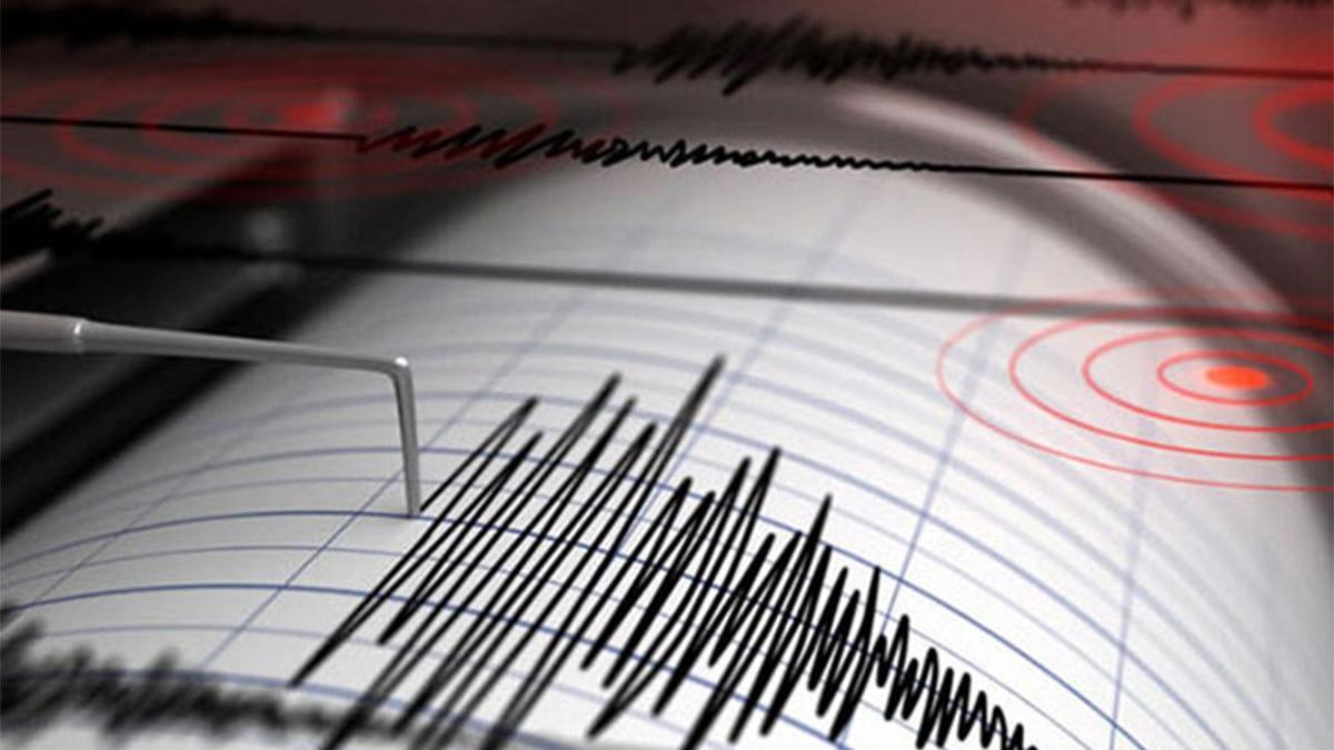 İstanbul'da korkutan deprem! Şiddeti...