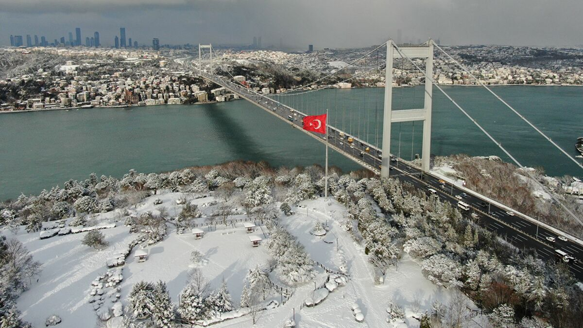 İstanbul Boğazı donar mı? Yanıt geldi, tartışma bitti!