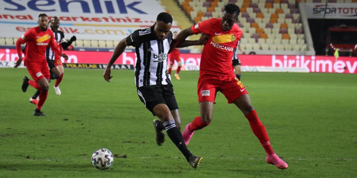 Yeni Malatyaspor 0 - 1 Beşiktaş | MAÇ SONUCU